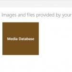 Organization assets in SharePoint Online