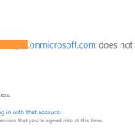AAD Gast Account kann keine SharePoint Online Seite öffnen