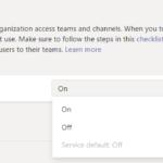 Gäste in Microsoft Teams werden ab Februar aktiviert